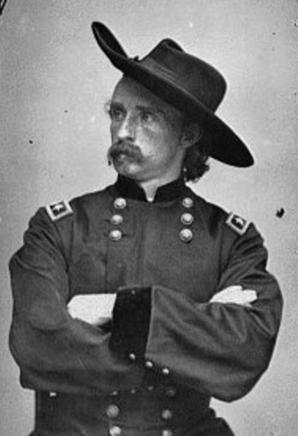 george armstrong custer From: carrie martin date: 23 february 2004 subject: mass murderer: col george a custer word count: 1,389 the truth: colonel george armstrong custer.