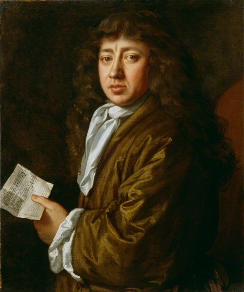 Samuel Pepys by John Hayls oil on canvas, 1666