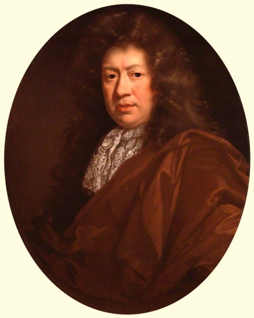 Samuel Pepys by John Closterman oil on canvas, 1690sOn display in the Smoking Room at Beningbrough Hall
