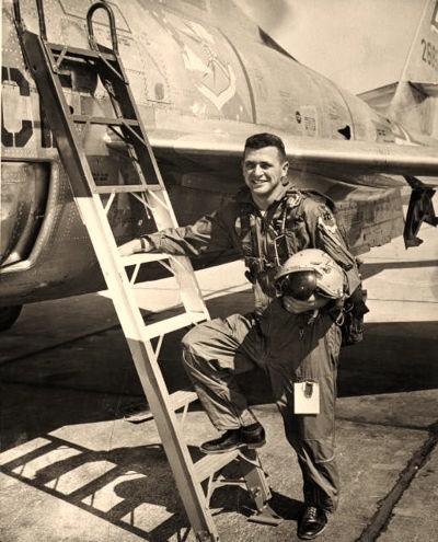 Francis Gary Powers - the pilot