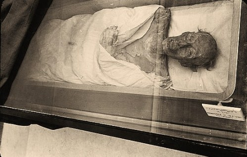 Mummy, Ramses II