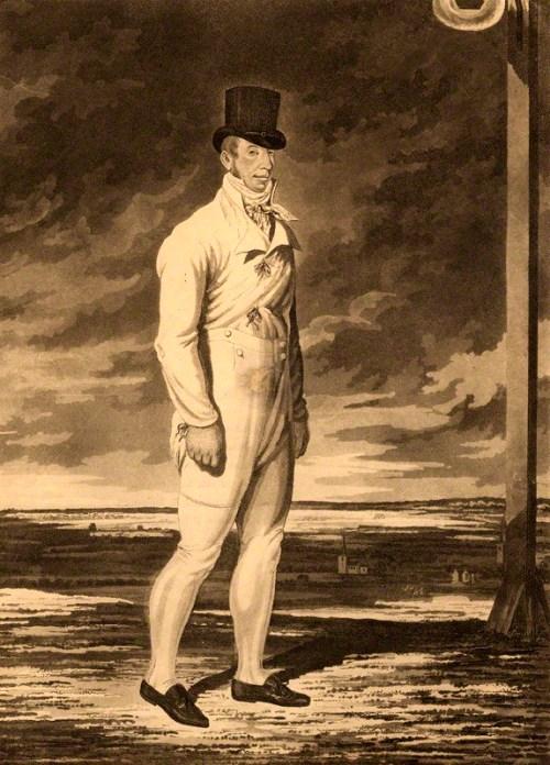 Robert Barclay Allardice by Charles Williams