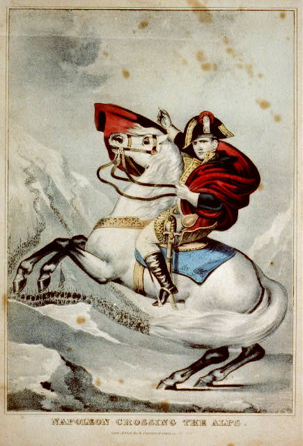 napoleon bonapares power leading to his downfall What were the 3 costly mistakes that napoleon made that led to his that would have balanced the power in europe and to napoleon bonaparte's downfall.