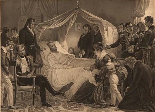 Mort de Napoléon (5 mai 1821)
