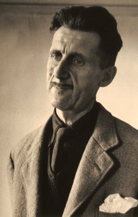 He was an embittered atheist, the sort of atheist who does not so much disbelieve in God as personally dislike Him... George Orwell