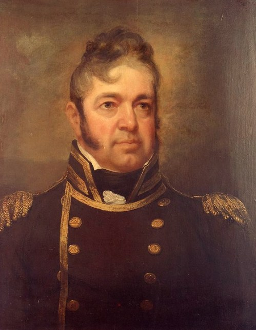 Commodore William Bainbridge, USN (1774-1833)