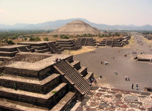 Pyramid of Quetzalcoatl, Teotihuacán, Mexico