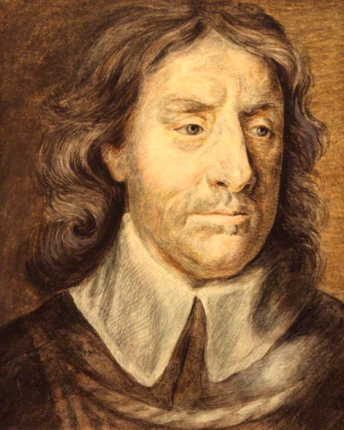 """I desire you would use all your skill to paint my picture freely like me, and not flatter me at all; but remark all these roughnesses, pimples, warts and everything as you see me, otherwise I will never pay a farthing for it"" Oliver Cromwell"