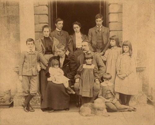 Meinertzhagen Family