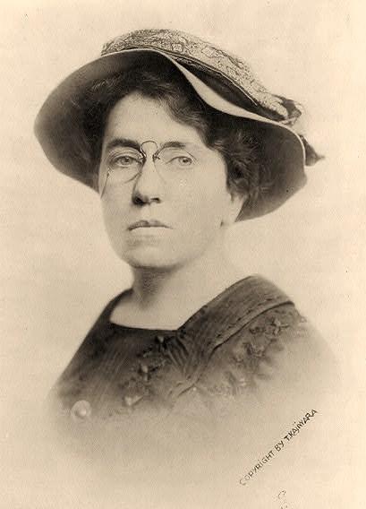 Emma Goldman 1869-1940