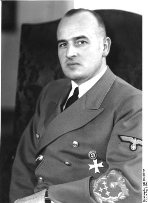 It was my dream, and probably the dream of every one of us, to bring about a revision of the Versailles Treaty by peaceful means, which was provided for in that very treaty... Hans Frank