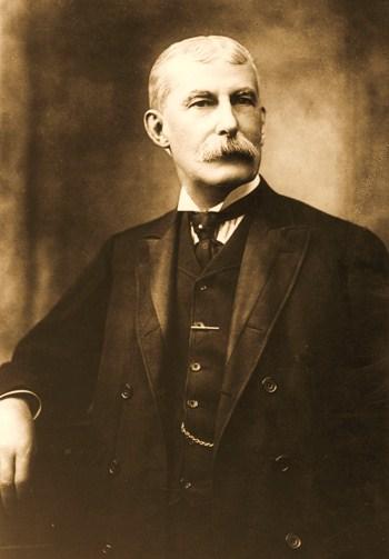 Henry Morrison Flagler.