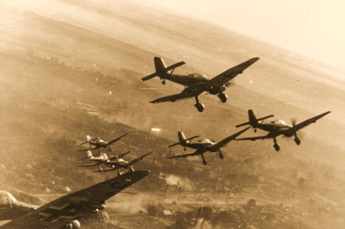 Flugzeuge Junkers Ju 87
