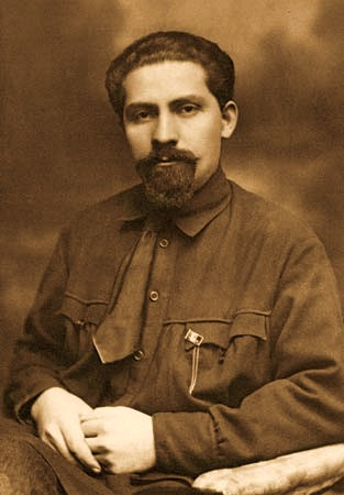 Kaganovich, Lazar