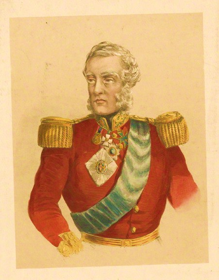 Sir William John Codrington (1804-1884), General, younger brother to Edward, became a soldier and distinguished himself during the Crimean war at Alma and Inkerman, becoming commander-in-chief at Sebastopol in 1855 and governor of Gibraltar in 1859.