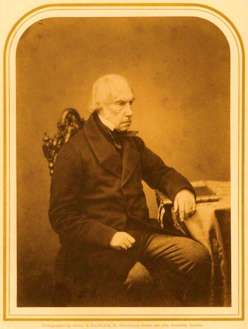 George Hamilton Gordon, 4th Earl of Aberdeen (1784-1860), Prime Minister. Skilful and conciliatory Foreign Secretary, 1841-6; formed a coalition ministry of Whigs and Peelites, 1852.