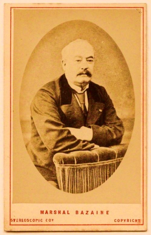 François Achille Bazaine (1811-1888), French soldier