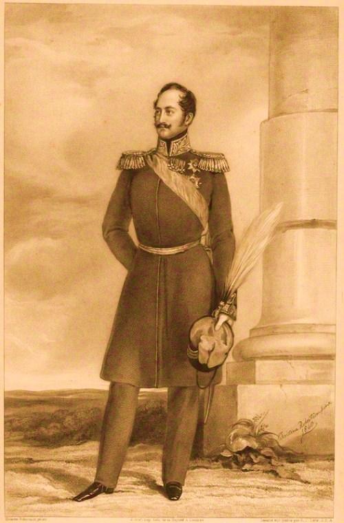 Nicholas I, Emperor of Russia (1796-1855), Emperor of Russia 1816-55
