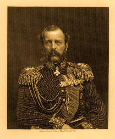 Alexander II, Emperor of Russia (1818-1881), Reigned 1855-1881