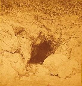 Cave, Limon Bay, Panama