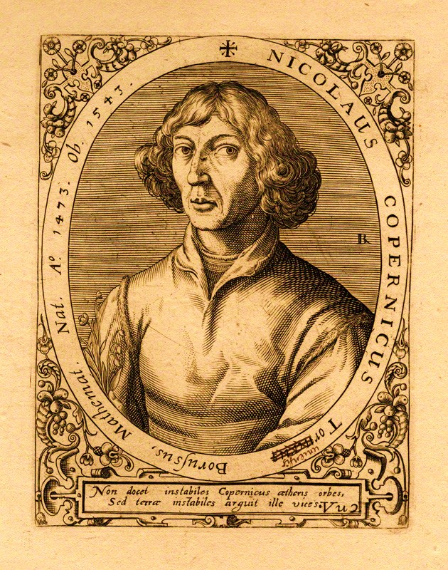 Examples List on Nicolaus Copernicus