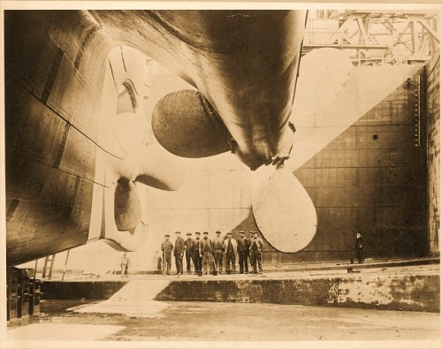 TITANIC, to be launched