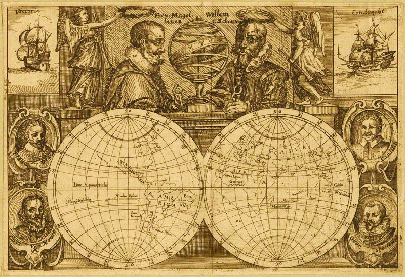 ferdinand magellan essay The death of magellan, 1521 ferdinand magellan took part in a number of portuguese expeditions exploring and conquering the east indies during the early 1500s.