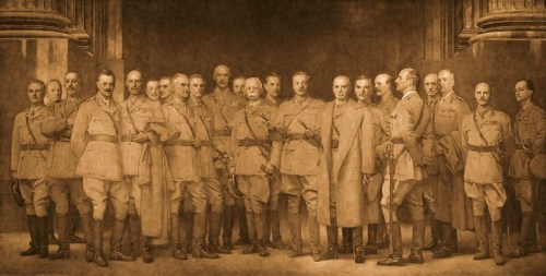 General Officers of World War I .