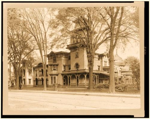 Colt Residence, Hartford, Conn.